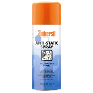 Anti static spray