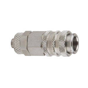 Push-In Tube Fitting Coupling