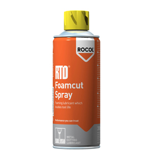 Rocol RTD Foamcut Spray (300ml)