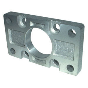 Front and Rear Flange