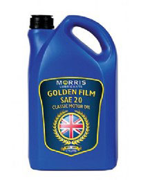 Morris Lubricants Golden Film SAE 20 (5 Litre)
