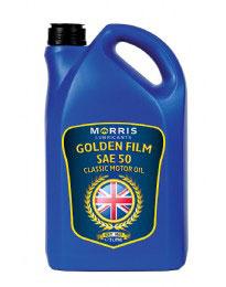 Morris Lubricants Golden Film SAE 50 ( 5 Litre )