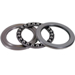 51117 Single Direction Three Part Thrust Bearing Budget