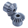Metric Mitre Gears In White Hostaform® 30 Teeth
