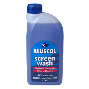 Bluecol -36 Degrees Screenwash 1Litre