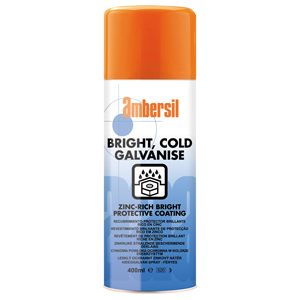 Bright Cold Galvanise (400ml)