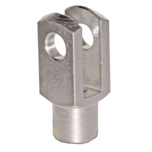 14mm Left Handed GML14 Steel Clevis Joint