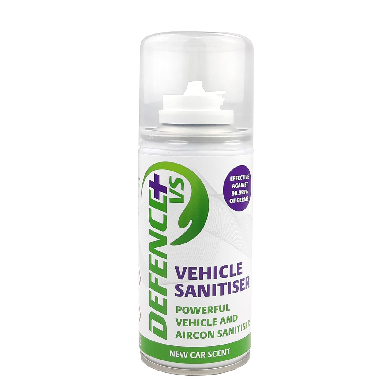 DEFENCE+ Vehicle Sanitiser - D202 - 150ml - Box of 12