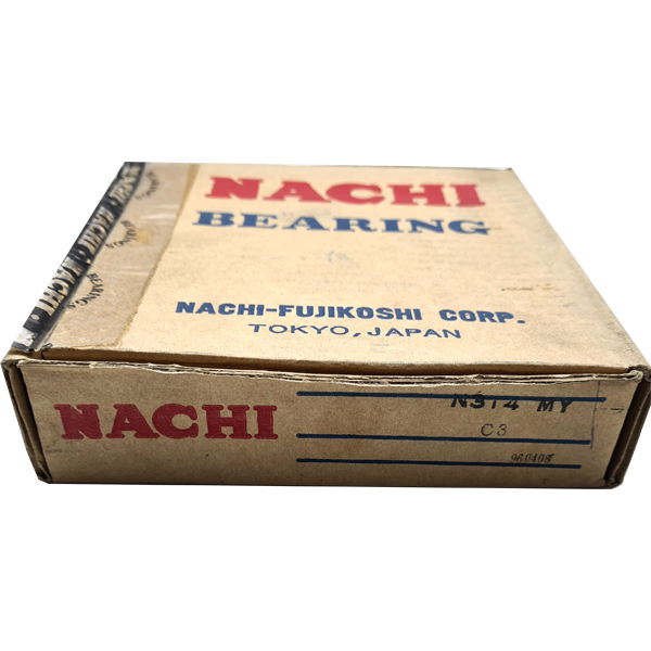 N314 Nachi Cylindrical Roller Bearing C3