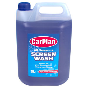 CarPlan All Seasons Screenwash 5 Litres