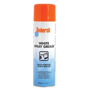 White Spray Grease (500ml)