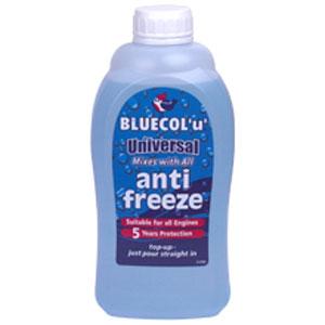 Bluecol 'U' Universal Top-up Antifreeze (1ltr)