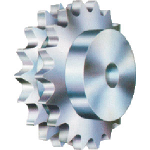 "1/2"" Duplex Pilot Bore Sprockets"