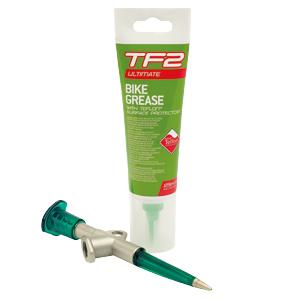 TF2 Bike Grease with Teflon® (125ml) & Grease Gun
