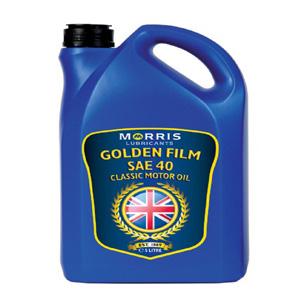 Morris Lubricants Golden Film SAE 40 ( 5 Litre )