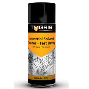 Industrial Solvent Cleaner - Fast Drying (400ml)
