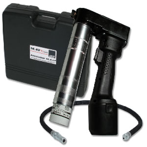 Lumatic Cordless Grease Gun