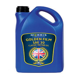 Morris Lubricants Golden Film SAE 30 ( 5 Litre )