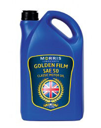 Morris Lubricants Golden Film SAE 50 ( 5 Litre )