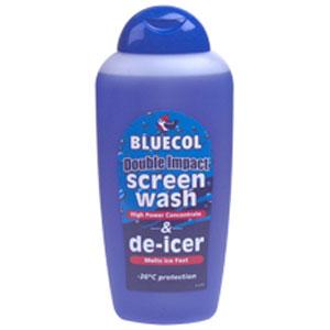 Bluecol Screenwash/Deicer (500ml)
