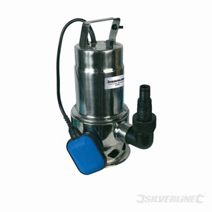 Submersible Water Pump 550W
