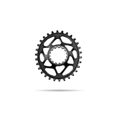 Absolute Black MTB Oval E13 Direct Mount
