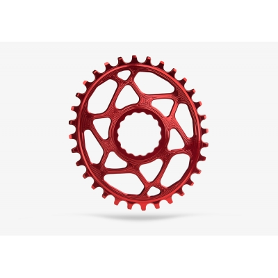 Absolute Black MTB Oval Raceface Cinch Direct Mount Boost 148 (3mm Offset)