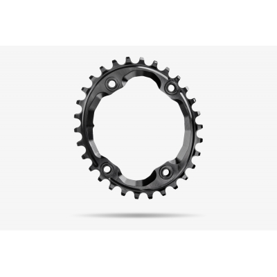 Absolute Black MTB Oval XTR M9000