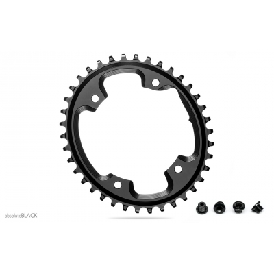Absolute Black CX 1X Oval 110/4