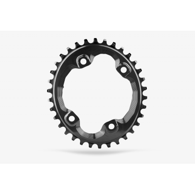 Absolute Black MTB Oval XT M8000/MT700 For 12SP Shimano HG Chain