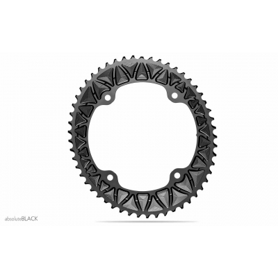 Absolute Black Road Oval 2x Campagnolo