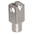8mm Left Handed GML8 Steel Clevis Joint