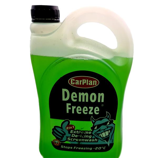 CarPlan Demon Freeze